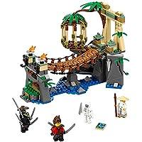 LEGO Ninjago Movie Master Falls 70608 Building Kit (312...
