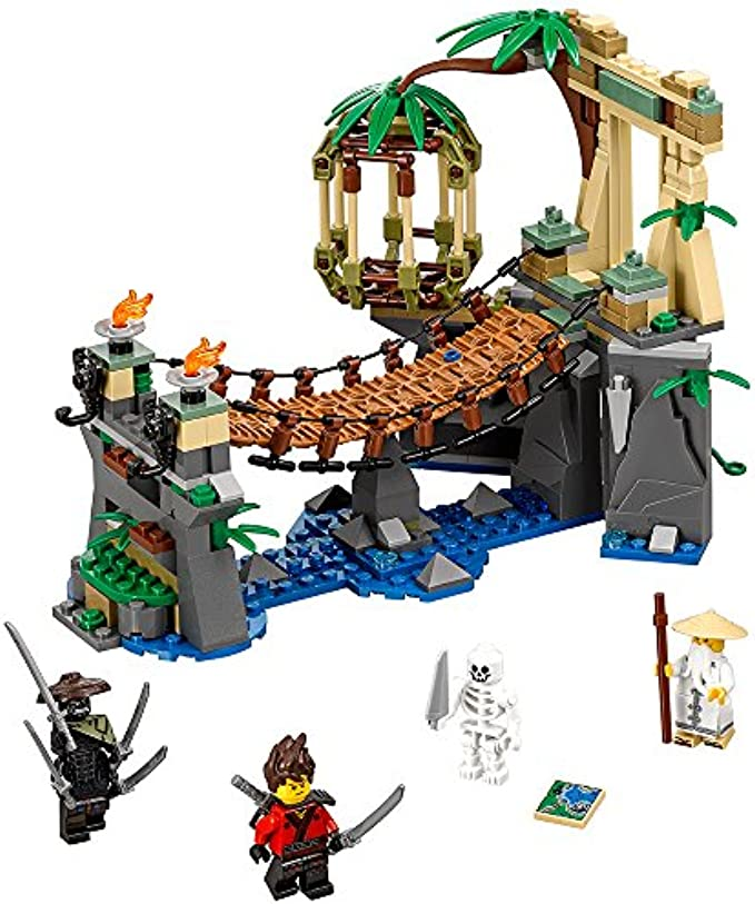 LEGO Ninjago 70608 Movie Master Falls