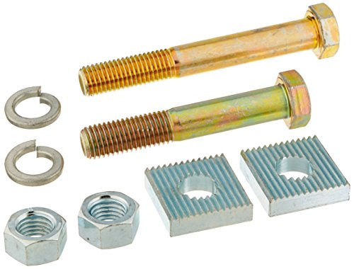 (Reese 58133 High-Performance Trunnion Bar Fastener Kit)
