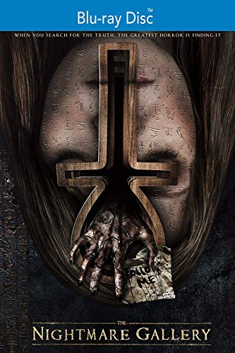 Science Gallery - The Nightmare Gallery [Blu-ray]