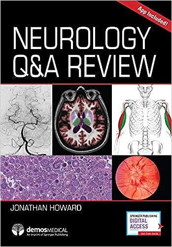 Neurology Q&A Review (Book + Free App): 9780826169327