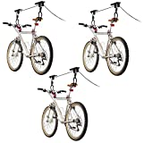 Discount Ramps 3-Bike Elevation Garage Bicycle Hoist Kit