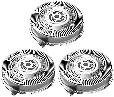 QiLiluck SH50/50 - Cuchillas de repuesto para afeitadoras Philips ...