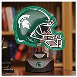 The Memory Company NCAA Michigan State Neon Helmet