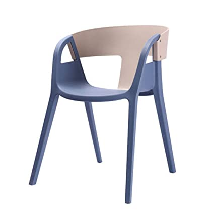 Amazon.com: XINGPING High-Grade Plastic Chair Adult Chair Home ...