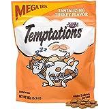 Temptations Cat Care & Treats Whiskas Tantalizing Turkey Flavor