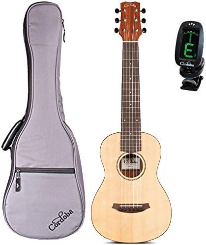Cordoba Mini M en miniatura guitarra cuerdas de nailon con Cordoba ...