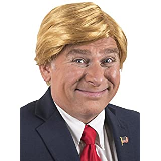 Kangaroo Mens Mr. President Donald Trump Halloween Costume Wig Brown O/S