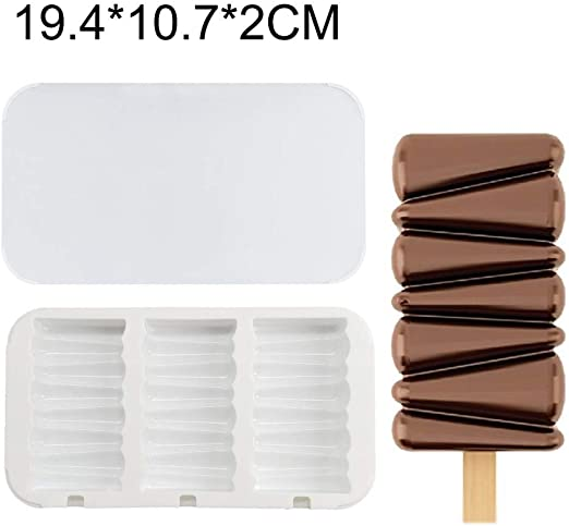 Compra Congelador de silicona Molde for helado Máquina for hacer ...
