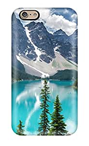 Shaun Starbuck's Shop Hot Awesome Moraine Lake Banff National Park Flip Case With Fashion Design For Iphone 6 2853227K97814408