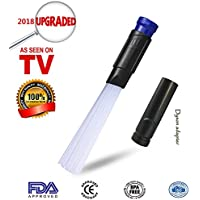 KOKODI 【2018 UPGRADED】 Universal Vacuum Dusty Brush,Attachment Tool of Vac Cleaning Parts with Hose Extension Accessories Adapter,As Seen on TV