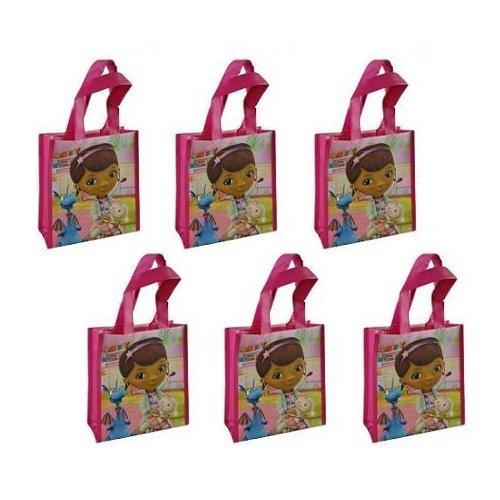 Doc McStuffins Party Tote Bag X 6 Disney