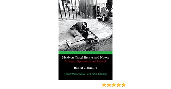 Mexican Cartel Essays and Notes: Strategic, Operational, and Tactical: A Small Wars Journal—El Centro Anthology