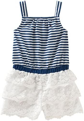 Tommy Hilfiger Baby Girls' Romper-Lace