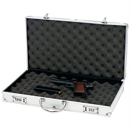 Classic Safari Aluminum Framed Gun Case