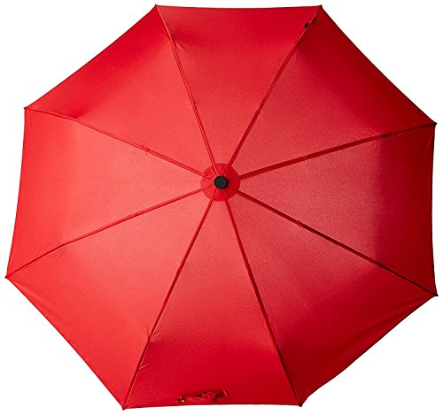 Knirps 878-150 T2 Duomatic Umbrella, One Size (Red)