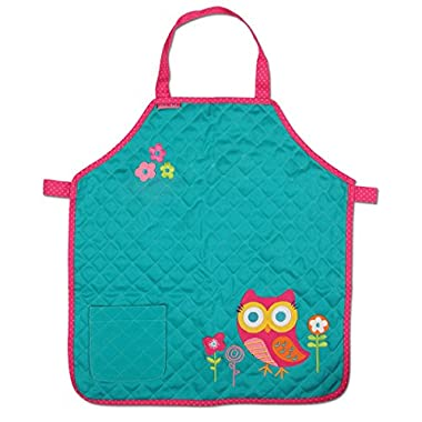 Stephen Joseph Owl Quilted Apron