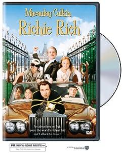 Richie Rich by Warner Home Video