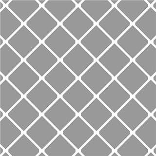 Sportec But de Football P-Modèle Net DE 7,5 x 2,5 Mètres (4 mm) d'un Blanc 5 Mètres (4 mm) d'un Blanc