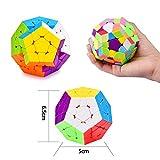 Megaminx Speed Cube, 3x3x3 Kilominx Gigaminx Cube