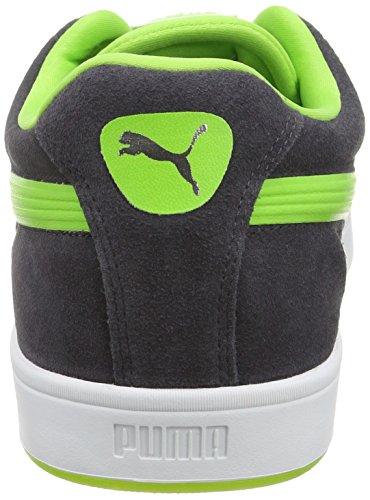 Puma Suede S Zapatillas Skate, Hombre Periscope/Jasmine Green