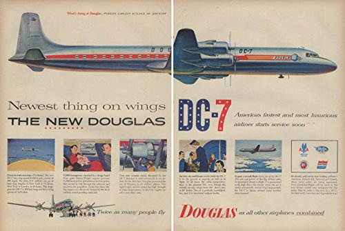 Dc 7 Airliner - 8