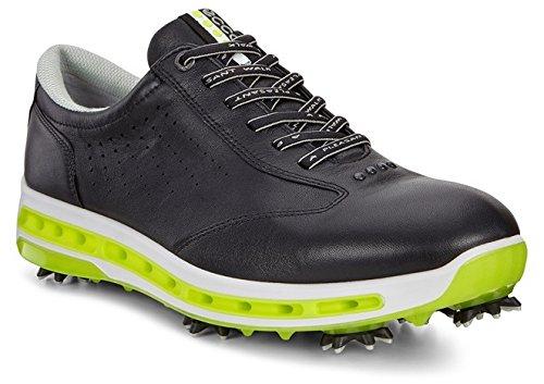 ECCO Men's Cool Gore-Tex Golf Shoe, Black, 47 EU/13-13.5 M US