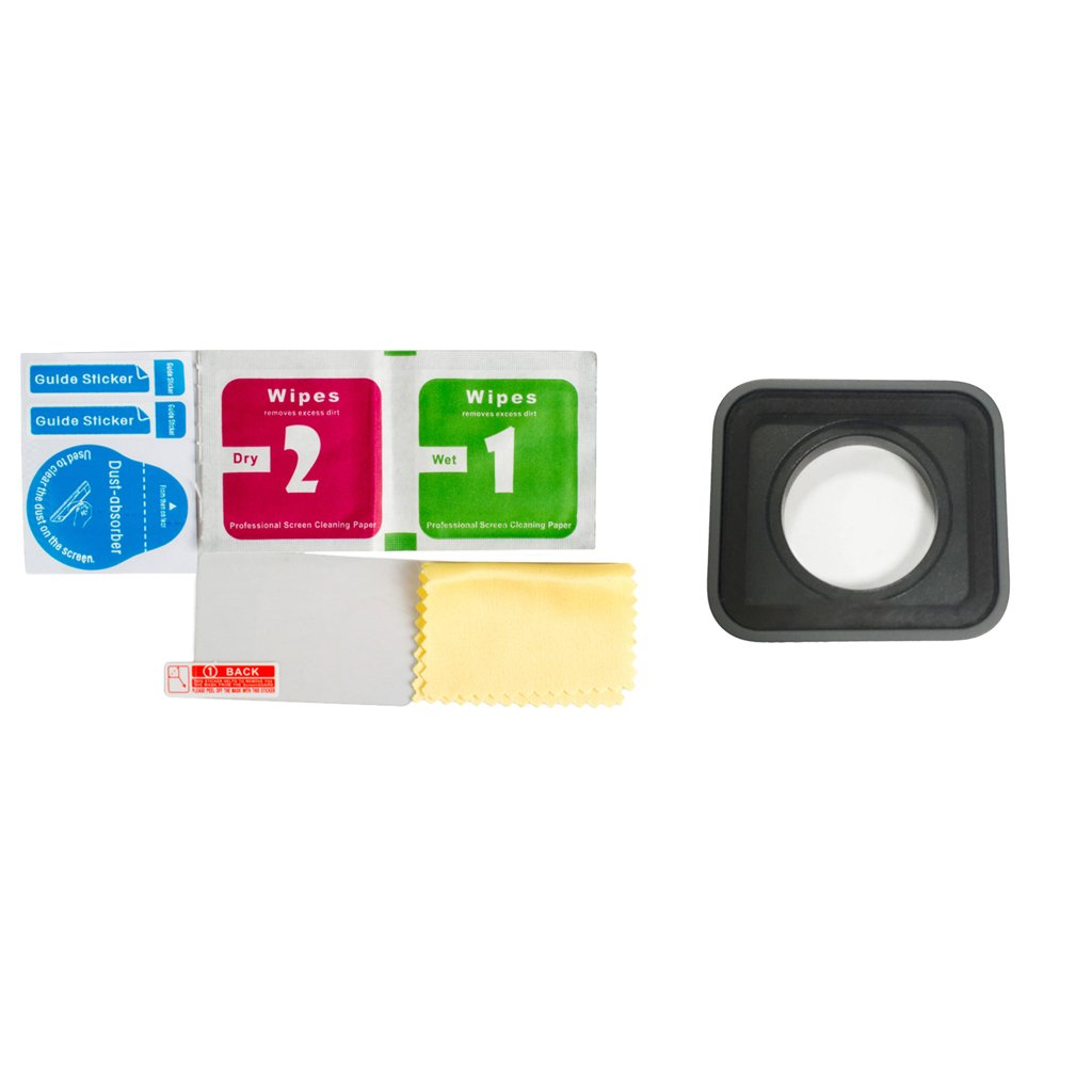 MagiDeal Replacement Protective Lens +Screen Protector for GoPro Hero 5 Action Camera by MagiDeal