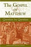 The Gospel of Matthew, John F. O'Grady, 0809144409