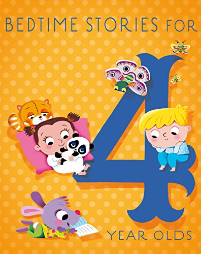 Bedtime Stories for 4 Year Olds