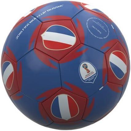 FIFA World Cup WM 2018-Team France - Balón de fútbol, Color Azul ...