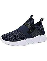 Mens Running Shoes Breathable Mesh Lightweight Sport Shoes Cushioning Fashion Sneakers