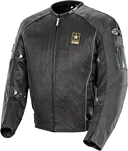 (Joe Rocket Army Recon Mesh Jacket (LARGE))