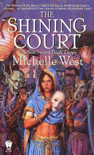 The Shining Court (The Sun Sword, Book 3)