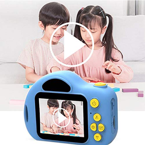 Lacegre Children Mini Digital Camera 2 Inch Screen Video Recorder Digital Camera Digital Cameras