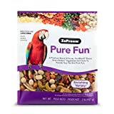 Pure Fun Bird Food for Large Birds by ZuPreem