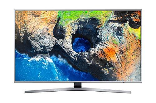 """Smart TV 4K Samsung LED 65"""" com Processador Quad Core, Connect Share™, Digital Clean View e Wi-Fi - UN65MU6400GXZD - SGUN65MU64PTA"""