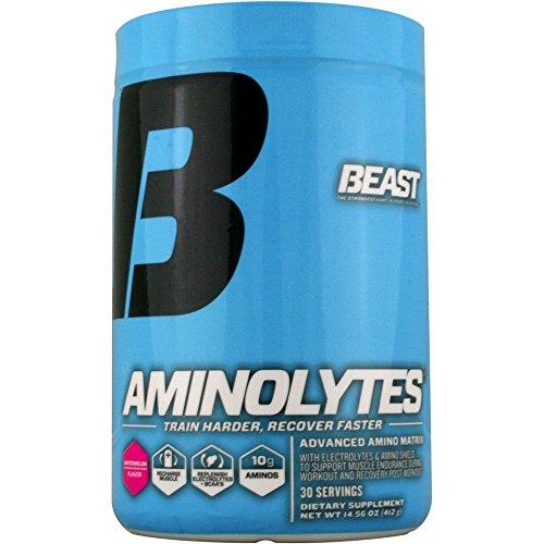 Зверь Спортивное питание Aminolytes Арбуз 30 SVG