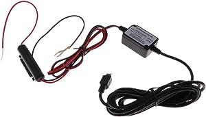 10ft Dash Cam Camera Hardwire Kit DVR Car Chager for Mini 0806 0805 0803 12-36V