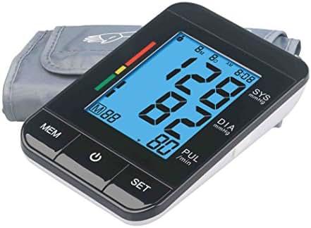 Morchi Blood Pressure Monitor Sphygmomanometer - Automatic Blood Pressure Machine, Blood Pressure Monitor Upper Arm for Wide Range BP Monitor,High Blood Pressure Monitor 2 User Mode