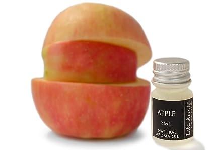 Profumo Aceite de aroma Manzana Botella de 5cc Fragancia Natural (4cm x 2cm)