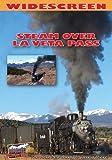 Steam over La Veta Pass by Rio Grande Scenic