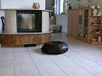 Donut térmica Cojín Manta cama para pequeños perros y gatos Alcantara Retro Marrón: Amazon.es: Productos para mascotas