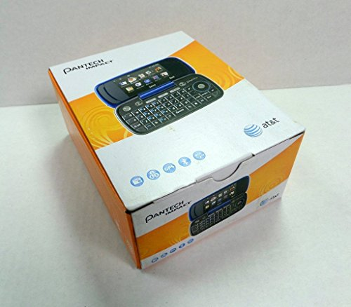 Pantech Impact P7000 Qwerty Phone Price