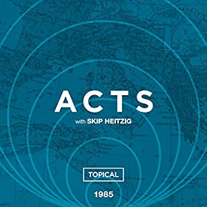 44 Acts - Topical - 1985 Audiobook