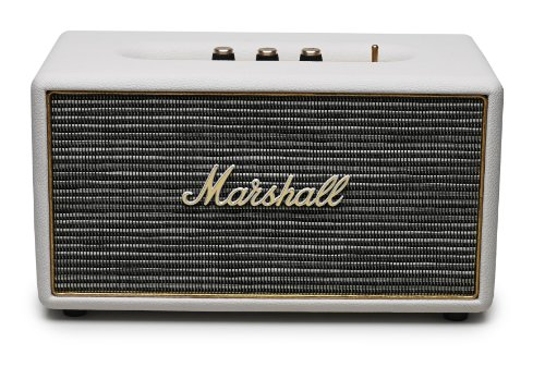 Marshall Stanmore Bluetooth Speaker, Cream (04091629)