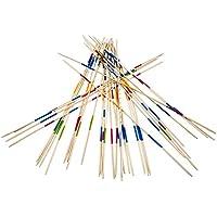Bs - ga014 - mikado geant en bois 90 cm - grands bâtons