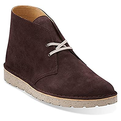 Amazon.com | Clarks Mens Desert Aerial Boot | Chukka