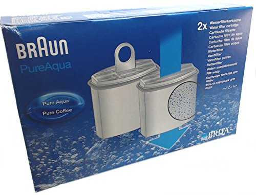 Braun Brita Patented KWF2 Water Filter (2-Packet)