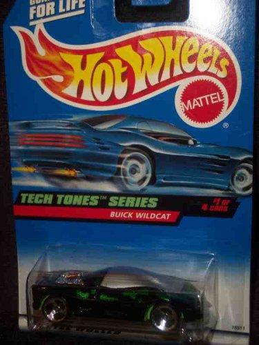 - Tech Tones Series #1 Buick Wildcat #745 Mint